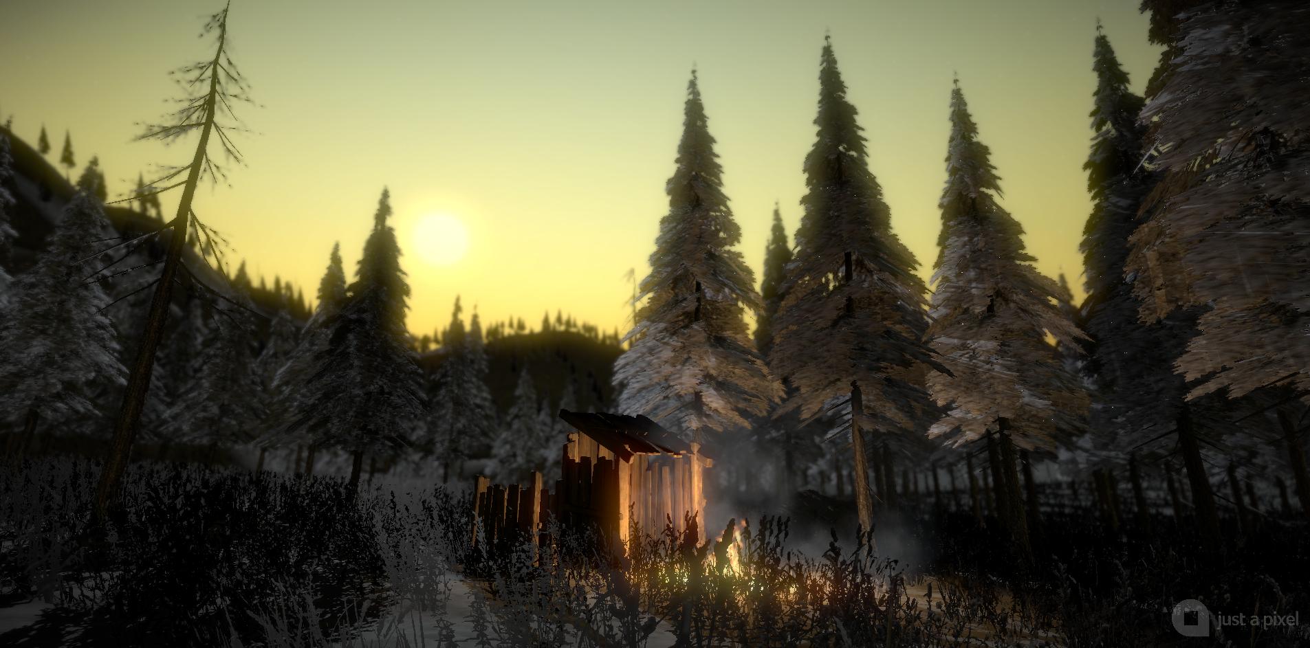 DevBlog: Building, harvesting and fire.